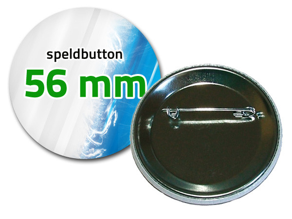 56 mm Speldbutton