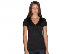 Deep V-Neck Shirt